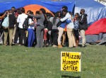Missouri graduate student on hunger strike